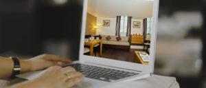 appart hôtel en ligne