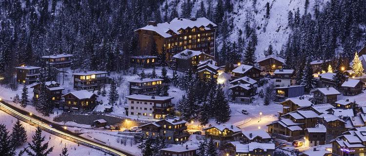 Les plus prestigieuses stations de ski en France