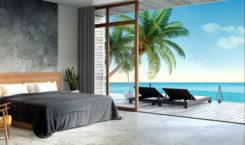 Maisons de vacances de luxe à louer sur la mer Méditerranée
